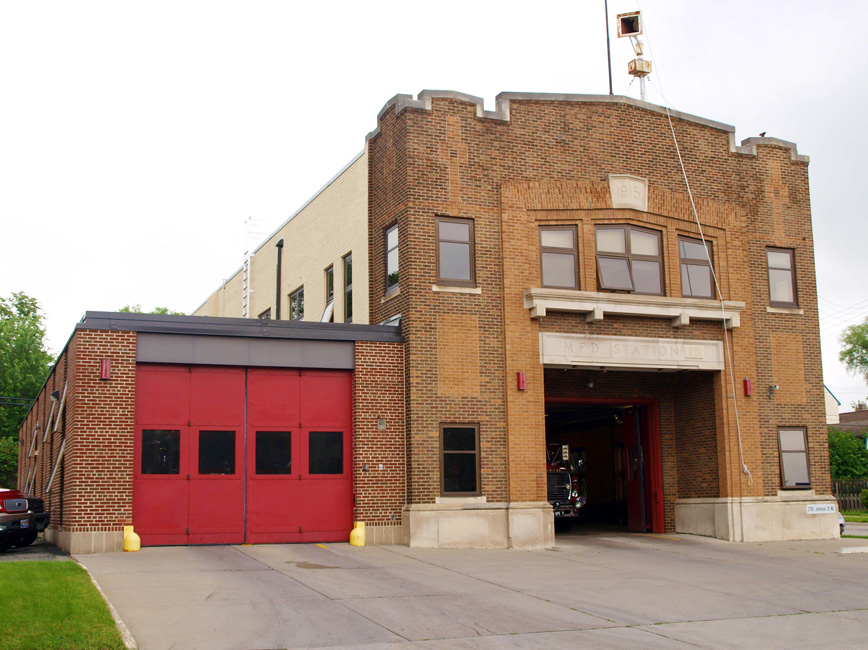 Fire Station 15 building